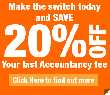 BSN and Co 20 off your last accountancy fee